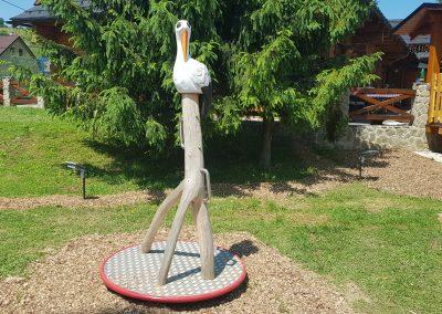 Stork Carousel